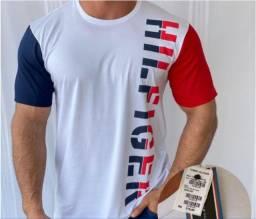 Camisa Camiseta TH Masculina Premium