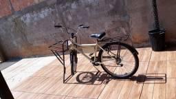 Bike carga com marcha