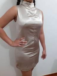 Vestido curto tubinho Forever 21 (P)