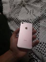 Iphone 7  32gigas rose