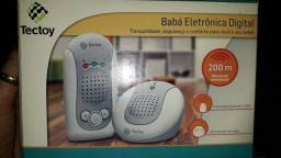 Baba eletrônica Tectoy na caixa