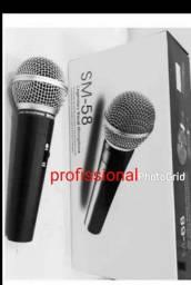 Microfone profissional M 58