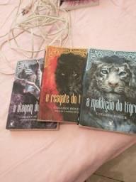 A saga do tigre (3 primeiros livros)