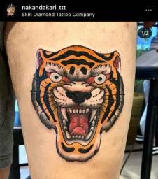 Troco tatuagem por Apple Watch