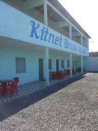 Kitnet na praia do sol cabucu. *00