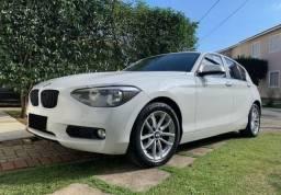 BMW 118i Branca Com Pintura Nova, Motor 1.6 16V Turbo Aut. Novíssima!!
