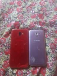 Samsung um é j6+, é outro é o j6 nomal