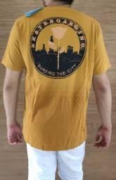 Malha Lavada Camisa Osklen