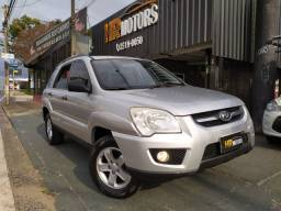 Kia Sportage 2.0 ( manual). 2010