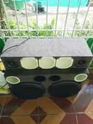 Vendo essa caixa de som só a caixa R$150