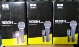 Kit 3 Microfones Arcano Rhodon 8