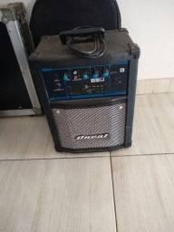 Violão Steinberg elétrico+ caixa oneil