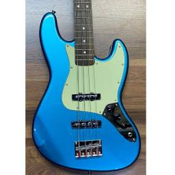Baixo Sx Sjb 62 Lpb Azul Jazz Bass 4 cordas
