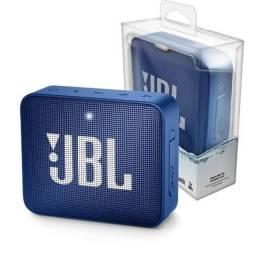 Caixa de som portátil JBL Go2 Bluetooth - Nova, lacrada