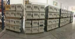 Lote de impressoras LexMark T654 Passando Papel