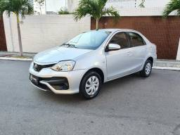 Toyota Etios XS 1.5 Automatico 2018