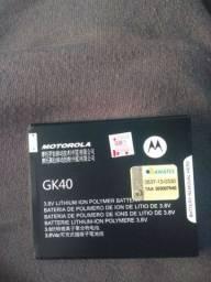 Vendo bateria Motorola G5