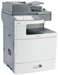 Multifuncional Laser Colorida Lexmark X792