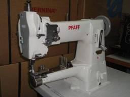 Máquina de costura 335h3 Pfaff TRIPLO TRANSPORTE