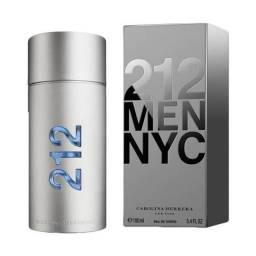 Perfume Carolina Herrera 212 Men Masculino 100ML