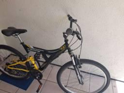 Bicicleta track tb 100 x5 aro 26 ,   750reais