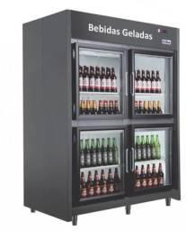 Minicâmara para bebidas 30 caixas 220v Frilux