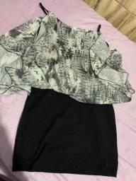Vestido tamanho único