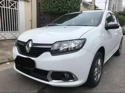 Título do anúncio: Jr -Renault Sandero Vibe Flex 1.0 Gnv g4 (Parcelamos!)