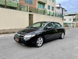 Honda - Civic Lxs - Automatico - 2008