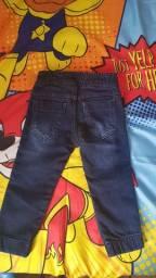 Vendo calça jeans menino