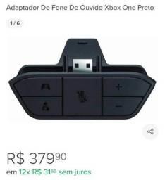 Adaptador p2 controle Xbox one