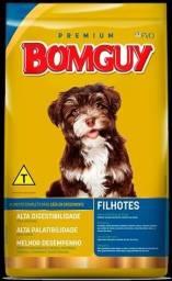 Ração Bomguy Premium Filhotes - 25kg
