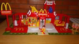 Brinquedo dos anos 90 Lanchonete do Mcdonald's