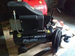 Título do anúncio: Em BH - Oportunidade Compressor Schulz Pratic completo