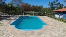 Título do anúncio: Rancho de pesca,com piscina, as margens da Represa de Três Marias