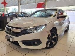 Honda Civic EX 2.0 FLEXONE 2018, Km BAIXÍSSIMO, EXTREMAMENTE NOVO!