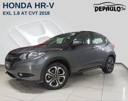 Honda HR-V EXL 1.8 AT CVT 2018