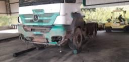 Mercedes 2544 6x2 automático