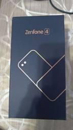 SMARTPHONE ASUS ZENFONE 4 .64.na cor Preto..