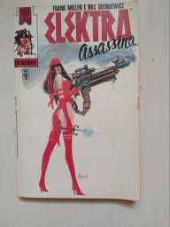 Elektra Assassina Encadernada Frank Miller Ed. Abril