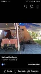 Barraca camping star.