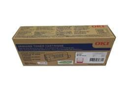 Título do anúncio: Toner Okidata MC770 / MC780 / 45396210 Magenta Original Novo
