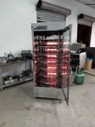 Máquinas de assar frango , fogões industriais e mais!!! direto de fabrica !!!