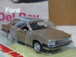Miniaturas de carros nacionais para coleção