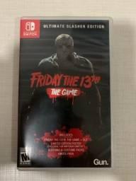 Friday the 13th Jogo Nintendo Switch