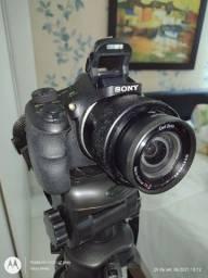 Título do anúncio: Câmera Sony Zoom 50X