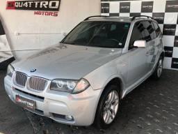 Título do anúncio: BMW X3 2.5 AUTOMÁTICA (FINANCIA 100%)