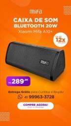 Caixa de Som Bluetooth 5.0 MIFA A10+ Black-Graffiti 20w