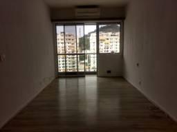 Título do anúncio: Rio Comprido, Rua do Bispo, sala quarto separado com varanda e vaga