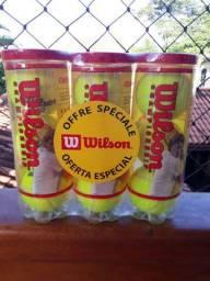Bolas de tênis Wilson - Novas